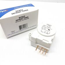 SUPCO SC952 DEFROST TIMER REPLACES GE WR9X489