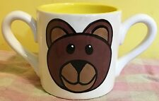 Baby Bear Mug – Our Name Is Mud - Great Condition- Lorrie Veasey Child's Cup