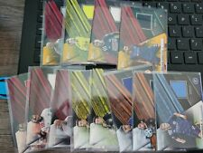 2021 Topps MLS Soccer Game Used Relics - PYC Pick Your Card - Finish Your Set