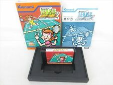 Msx KONAMI'S TENNIS RC 720 Konami Import Japan Video Game 02101 msx