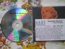 Gwyneth Herbert ‎ The Very Thought of You / Glorybox  Records UK Promo CD Single