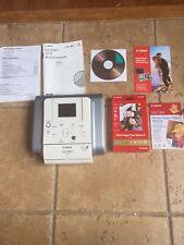 Canon SELPHY DS810 Digital Photo Inkjet Printer