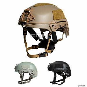 FMA TWF Hunting Tactical EX Ballistic Helmet Airsoft Paintball TB1268