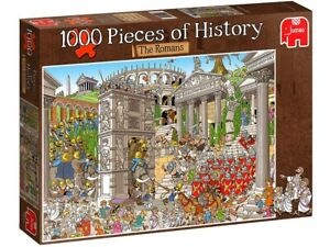 The Romans 1000 piece Jigsaw
