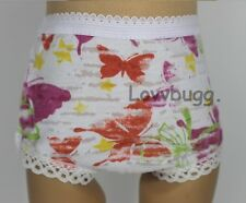 "Butterfly Panties for 18"" American Girl Doll Clothes Best Selection Best Price"