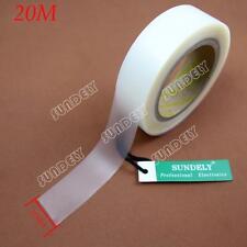 20m Seam Sealing Tape (25mm) Iron On Hot Melt 2layer Waterproof PU Coated Fabric