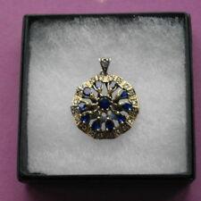 """Less than 13"""" Topaz Beauty Fine Necklaces & Pendants"""
