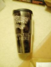 New Tervis Game of Thrones - House Stark - Winter is Here Tumbler 24oz