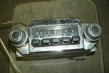 USED ORIGINAL 1970 71 FORD TORINO AM/FM STEREO
