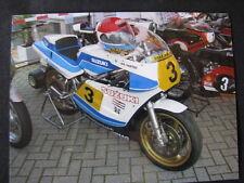 Photo Suzuki RGB500 #3 Wil Hartog (NED) GP Parade Tubbergen 2014