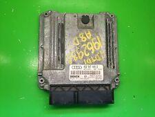 AUDI A8 D3 4E 4.0TDI Engine Control Motor Unit ECU 4E0907409B 4E0910409C
