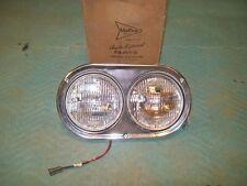 1962 Plymouth Valiant V100 V200 Signet NOS MoPar Right HEADLAMP ASSY #2298787