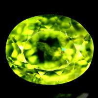 TOP PERIDOT : 3,42 Ct Natürlicher Grün Peridot aus Pakistan