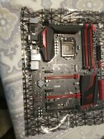 ASUS ROG MAXIMUS VII HERO 1150  SATA 6Gb/s USB 3.0 ATX Intel Gaming Motherboard