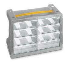 Cassettiera portaminuterie sovrapponibile 8 cassetti Terry Poker 279x150x195 Mm.