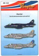 Vingtor 1/48 BAe Harrier - Test & Demonstration Aircraft No.4 # 48122