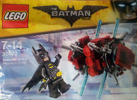 Lego Batman Movie BATMAN IN THE PHANTOM ZONE 2017 Polybag Set 30522 Minifigure