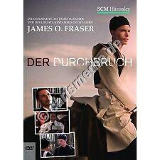 DVD: DER DURCHBRUCH - Die Geschichte des James O. Fraser & Lisu-Volksstamm *NEU*