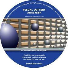 Visual Lottery Analyser