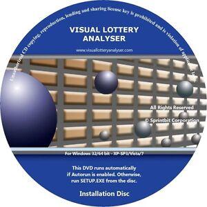 Visual Lottery Analyser