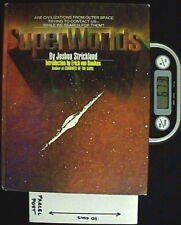Superworlds - HB 1st Ed by Joshua Strickland
