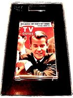 TV Guide 1960 Dick Clark GAI Graded NM VTG Magazine Movie Photo Press Rare 1953