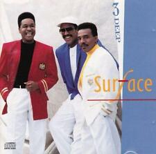 SURFACE - 3 Deep (CD 1990) USA First Edition MINT OOP Quiet Storm R&B CK 46772