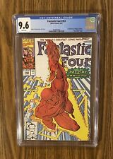 Fantastic Four #353 CGC 9.6 NM+  First Mobius Appearance Disney+ Loki 🔥 🔑 🔥