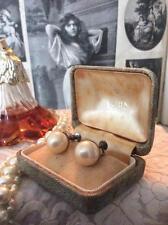 No Theme Pearl (Imitation) Silver Vintage Costume Jewellery