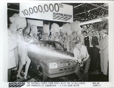 Austin  Metro Factory Press Photo 10097/3 10,000,000th Car from Longbridge