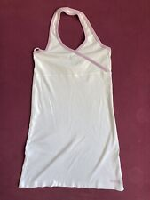 LAMICI Mädchen Kleid Tenniskleid Neckholder Gr.164 girls long dress neckholder