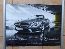Mercedes-Benz SL - Original Poster-Set 10 Stück Poster 42 x 59 cm, Neu & OVP