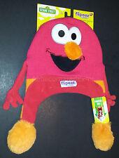 (1) Flipeez Action Hat - As Seen on TV - Sesame Street Elmo - For Kids 4+