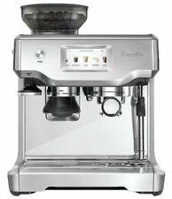 Brand New! Breville BES880 Espresso Coffee Machine - Silver