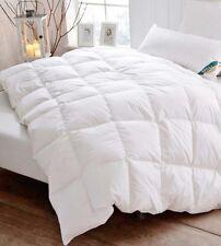 Luxus Winter Stepp Bettdecke Kassettenbett 90% Daunenbettdecke Feder 200x220