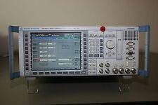 Rohde Schwarz CMU200 with GSM, C2K, WCDMA, Audio, LOADED!!!, Calibrated Warranty