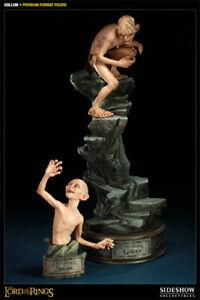 Herr der Ringe Gollum / Smeagol Premium Format Figur Statue Sideshow