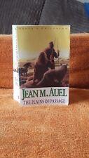 JEAN M.AUEL THE PLAINS OF PASSAGE UK PB  GOOD CONDITION