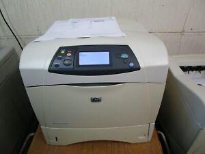 HP LaserJet 4250tn A4 Black & White Laser Printer