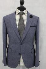 Completi e abiti sartoriali da uomo in cotone blu