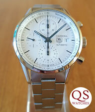 Tag Heuer Carrera Special Edition chronograph mens watch CAR2211 - immaculate