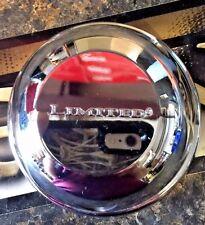 Authentic LIMITED 208 CAP-WHEEL RIM CHROME CENTER CAP- #CAP208 M-183-3L-1 EA-POP