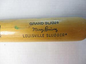 Manny Ramirez Louisville Slugger Bat Grand Slam Model 180 Cleveland Indians