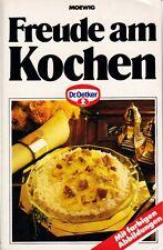 "Serie ""Dr. Oetker Kochbuch"" Freude am Kochen, Moewig 1991"