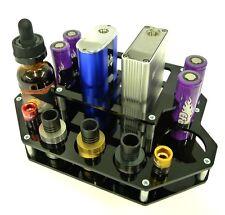 *SUPER SALE!* VAPE STAND Mod Atty RBA RDA 18650 Box Holder Display Drip Tip X164