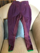 Cavallo Derby-Dress Breeches Leather Full Seat 26L