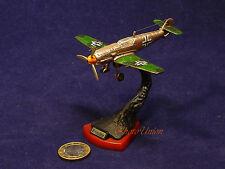 Historical Fighter Aircraft WW2 German Messerschmitt Bf-109 Plane Model SORA_4