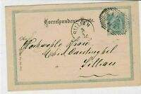 austria 1903  stamps card ref 20916