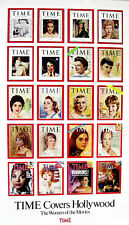Vintage The Women of The Movies Original Lithograph Gallery Poster Time Magazine