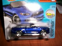 FORD MUSTANG GT CONVERTIBLE - HOT WHEELS - SCALA 1/55